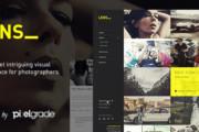 LENS v2.4.1 - An Enjoyable Photography WordPress Theme