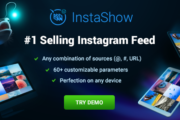 InstaShow v2.1.0 - Instagram Feed for WordPress