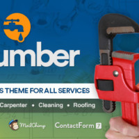 Plumber v1.4 - Building & Construction Business Theme